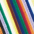 S&S® 12in.L X 6 mm Chenille Stems, Assorted
