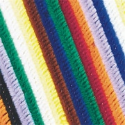 S&S TR106 Multicolor Chenille Assortment, 1000/Pack