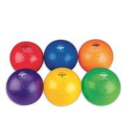 "Spectrum™ Koogle™ PG Playground Ball Set, 8 - 8 1/2""(Dia.), Assorted, 6/Set"