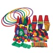 S&S® Double the Fun Equipment Pack With Flat Hoops