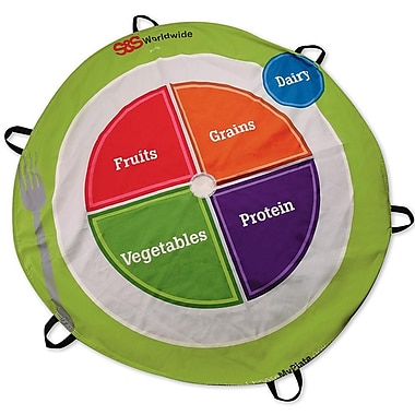 S&S® 5' Choose MyPlate Parachute