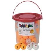 Spectrum™ Bucket O' Table Tennis Balls