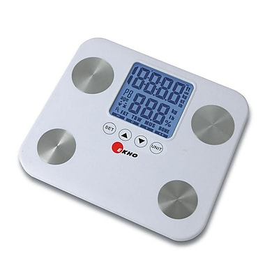 Ekho Electronic Scale With Body Fat Monitor