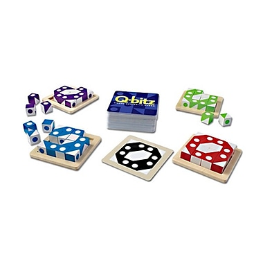 MindWare® Q-bitz Board Game
