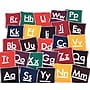 S&S® 5 Square Alphabet Bean Bag, 26/Set