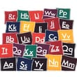 S&S® 5in. Square Alphabet Bean Bag, 26/Set