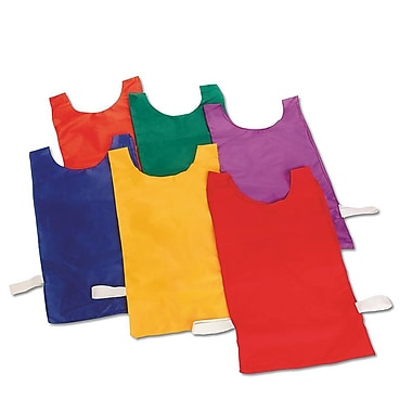 Spectrum™ Nylon Pinnies, Green