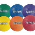 Spectrum™ Playground Ball Set, 13in.(Dia.), Assorted, 6/Set