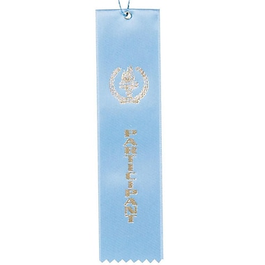 Image Awards Light Blue Participant Award Ribbon