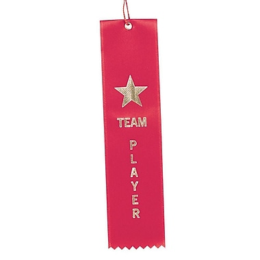 Image Awards Red Team Player Award Ribbon