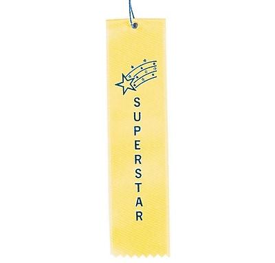 Image Awards Yellow Superstar Award Ribbon 17665