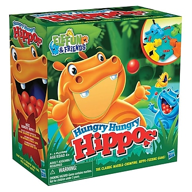 Hasbro Hungry Hungry Hippos® Game
