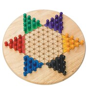 """S&S® 11"""" Chinese Checkers"""