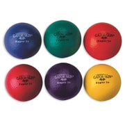 "Gator Skin® Super 70 Ball, 2 3/4""(Dia.), Assorted, 6/Set"