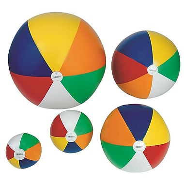 S&S® Institutional Beach Balls, 48