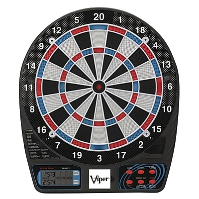 S&S Viper 777 Electronic Dartboard Game 17417