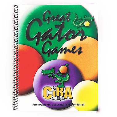 Gator Skin® Great Gator Games Booklet