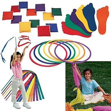 S&S® Let's Play Today Basic Equipment Easy Pack