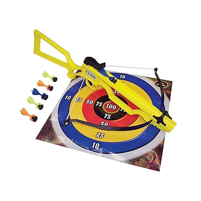"""""Arrow Precision 22"""""""" X 18"""""""" Badger Toy Crossbow Set"""""" 17041"