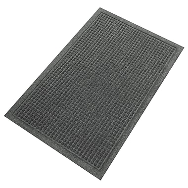 Guardian EcoGuard Plastic Wiper Mats, Black