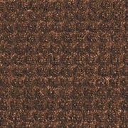 "Guardian WaterGuard Polypropylene Entrance Mat, 72"" x 48"", Brown"