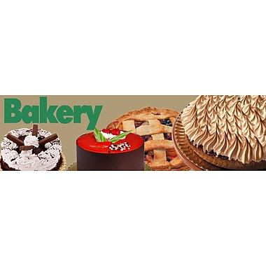 Guardian Grocery Mat, 120in. x 36in., Bakery Themed