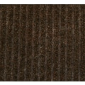 Guardian Golden Series Dual Rib Walk-Off Mat, 72in. x 48in., Chocolate