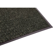 "Guardian Safety Kitchen Utility Rubber Mat 60"" x 36"", Charcoal"