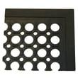 "Guardian Rubber Anti-Fatigue Service Mat 60"" x 36"", Black"