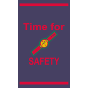 Guardian Time for Safety Floor Mat, 60 x 36