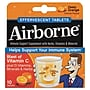 Airborne® Zesty Orange Tablets, 10/Pack