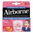 Airborne® Immune Support Effervescent Tablets, Pink Grapefruit, 10/Pack