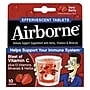 Airborne® Immune Support Effervescent Tablets, Very Berry,