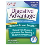 Digestive Advantage® Intensive Bowel Support Capsules, 32/Pack
