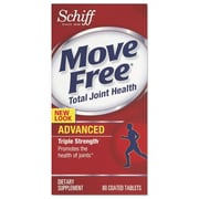 Move Free® Advanced Triple Strength Total Joint Health Tablets, 80/Pack