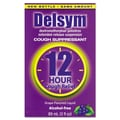 Delsym® Alcohol Free Adult Cough Suppressant, 12 Hour Relief, Grape, 3 oz. Bottle