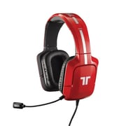 Tritton® Pro+ 5.1 Surround Headset For Xbox 360 and PlayStation3, Red