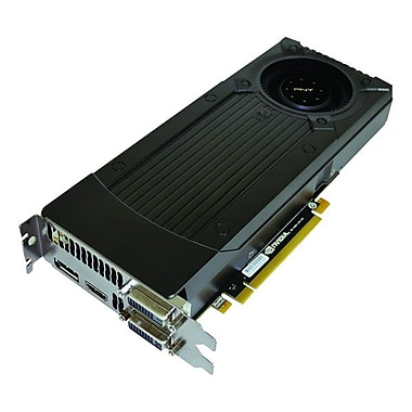 PNY® VCGGTX660XPB GeForce GTX 660 GPU Graphic Card With NVIDIA Chipset, 2GB GDDR5 SDRAM