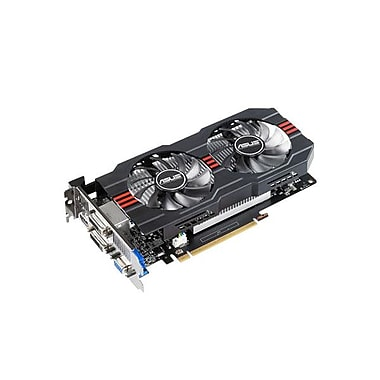Asus® GeForce GTX 650TI 980MHZ 1GB Graphic Card