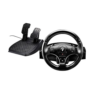 Thrustmaster® T100 Force Feedback Racing Wheel For PC and PlayStation® 3