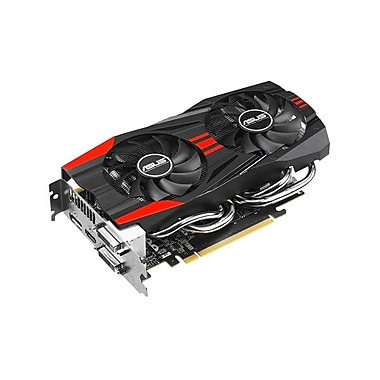 Asus® GeForce GTX 760 2GB Plug-in Graphic Card