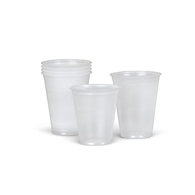 Medline® Disposable Cold Plastic Drinking Cups, 5 oz., 2500/Pack