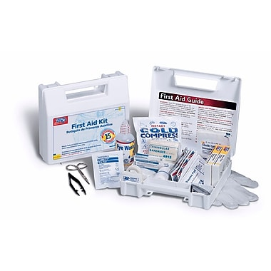 Medline® Curad® General First Aid Kits, 106 Pieces
