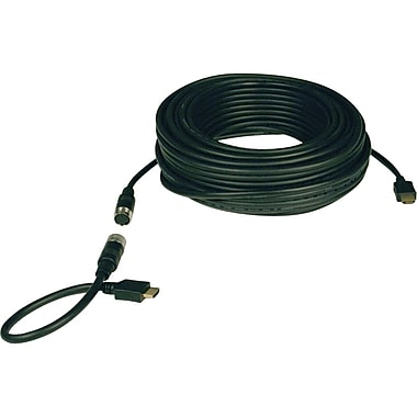 Tripp Lite P568-050-EZ 50' HDMI Cable, Black