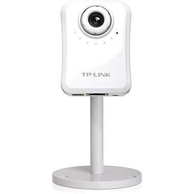 TP-LINK TL-SC3230 IP Surveillance Camera, 1.3 Megapixel CMOS, H.264/MJPEG, 2-Way Audio, Mobile View, Micro SD Card Slot