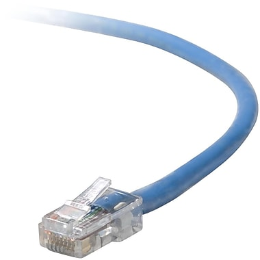 Belkin A3L791-12-BLU 12' Patch Cable, Blue