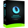 Nuance® OmniPage v.18.0 Professional Complete Product 1 User Software, Academic