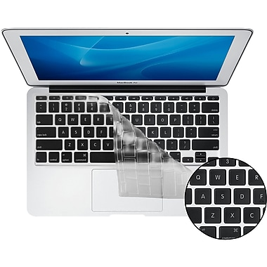 KB Covers ClearSkin 11 Ultra-Clear Keyboard Cover For 11in. MacBook Air, Clear