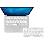 KB Covers Checkerboard Keyboard Cover For Apple 13 MacBook Air, White