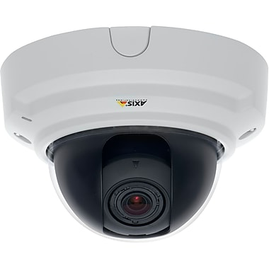 Axis® P3363-V 6mm Vandal Fixed Dome Network Camera With Remote Focus